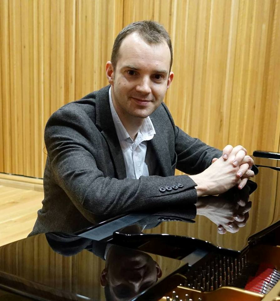 jazz pianist for hire | Martyn Croston